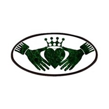 claddagh green.png Patches