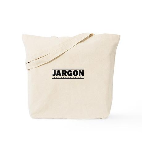 Jargon Tote Bag