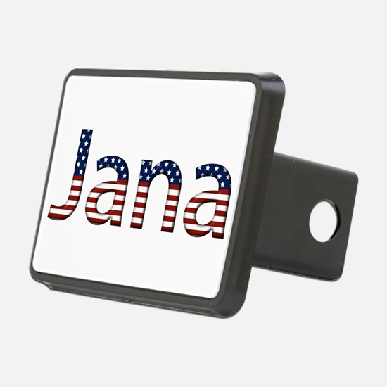 Jana Stars and Stripes Hitch Cover