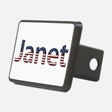 Janet Stars and Stripes Hitch Cover