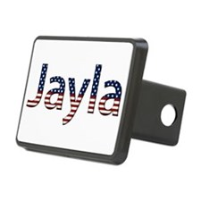 Jayla Stars and Stripes Hitch Cover