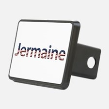 Jermaine Stars and Stripes Hitch Cover