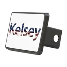 Kelsey Stars and Stripes Hitch Cover