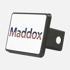Maddox Stars and Stripes Hitch Cover