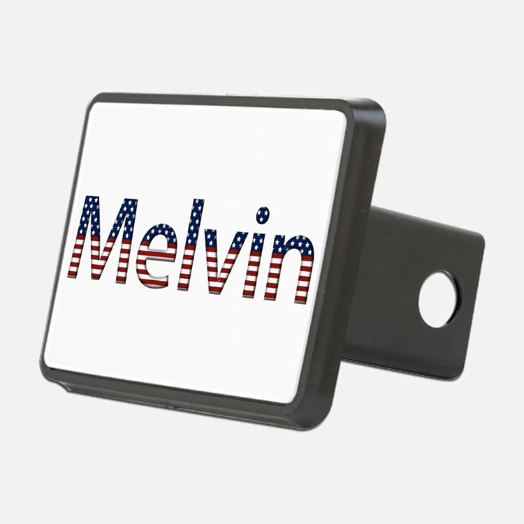 Melvin Stars and Stripes Hitch Cover
