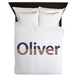 Oliver Stars and Stripes Queen Duvet