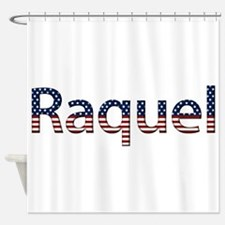 Raquel Stars and Stripes Shower Curtain