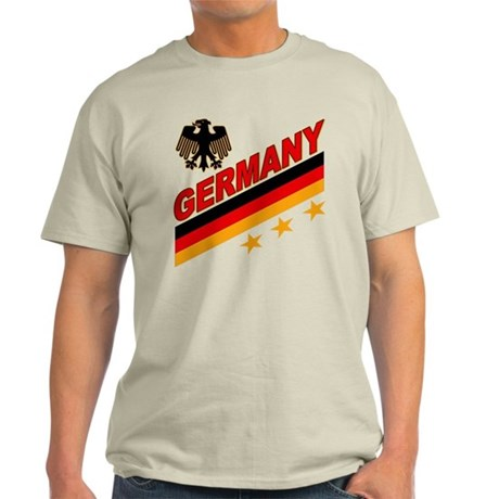Germany World Cup Soccer Light T-Shirt