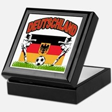 Germany World Cup Soccer Keepsake Box