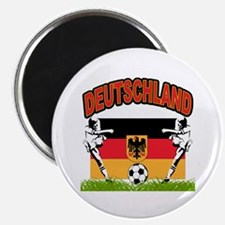 """Germany World Cup Soccer 2.25"""" Magnet (10 pack)"""
