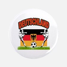 "Germany World Cup Soccer 3.5"" Button"