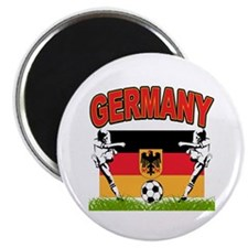 "Germany World Cup Soccer 2.25"" Magnet (10 pack)"