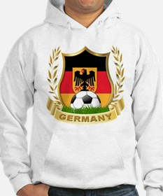 Germany World Cup Soccer Hoodie