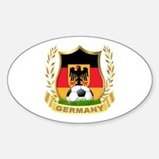 Germany World Cup Soccer Decal