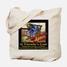 At Eternity's Gate Tote Bag