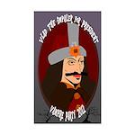 Vlad the Impaler for President Bumper Sticker