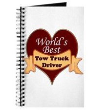 Funny Tow truck Journal