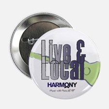 "Live and Local 2.25"" Button"