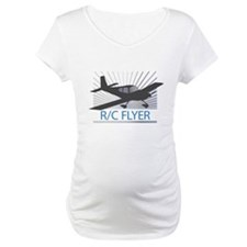 RC Flyer Low Wing Airplane Shirt