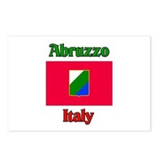 Abruzzo Postcards (Package of 8)