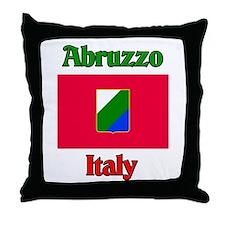 Abruzzo Throw Pillow