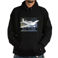 RC Flyer Low Wing Airplane Hoodie