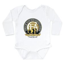 Long Sleeve CFA Logo Infant Bodysuit