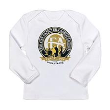 Long Sleeve CFA Logo Infant T-Shirt