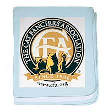 CFA Logo Baby Blanket