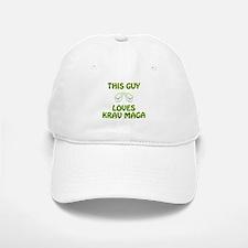 Krav Maga This Guy Loves Hat