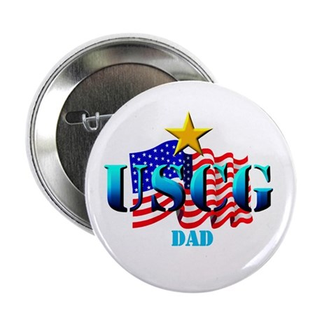 USCG (2) Dad Button