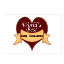 Unique Greatest dog Postcards (Package of 8)