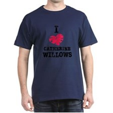 vintage I heart Catherine Willows.png T-Shirt