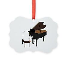 Concert Pianist Ornament