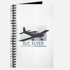 RC Flyer Low Wing Airplane Journal