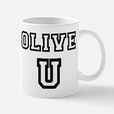Olive U Mug