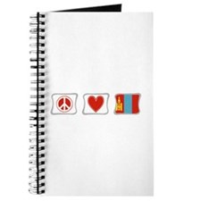 Peace, Love and Mongolia Journal