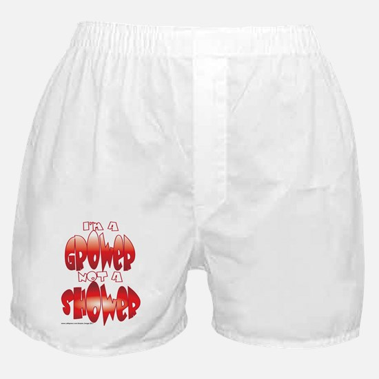 grower.png Boxer Shorts