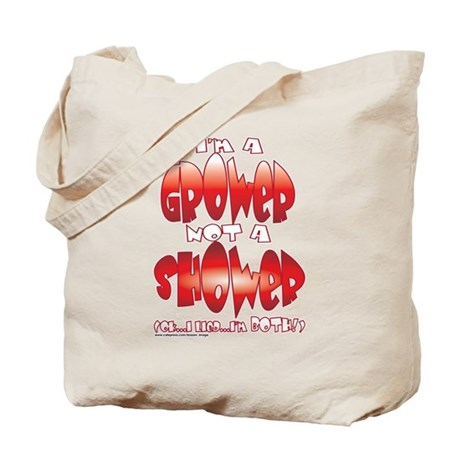 grower_shower_both.png Tote Bag
