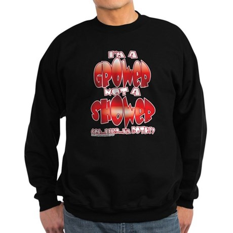 grower_shower_both.png Sweatshirt (dark)