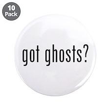 "got ghosts 3.5"" Button (10 pack)"