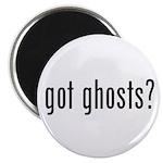 got ghosts Magnet