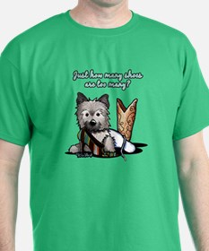 Cairn Shoe Lover T-Shirt