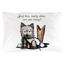 Cairn Shoe Lover Pillow Case