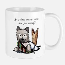 Cairn Shoe Lover Mug