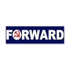 AmerikaForward Car Magnet 10 x 3