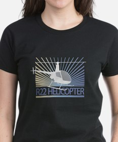 Aircraft R22 Helicopter Tee
