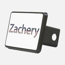 Zachery Stars and Stripes Hitch Cover