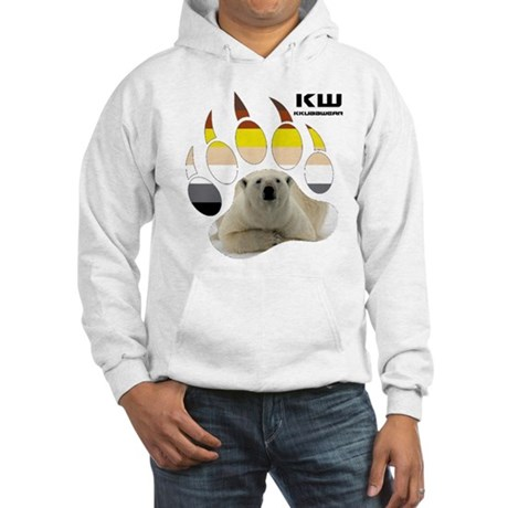KW POLAR BEAR Hooded Sweatshirt