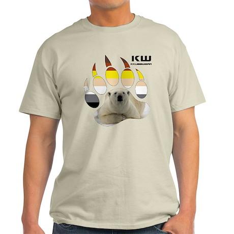KW POLAR BEAR Light T-Shirt